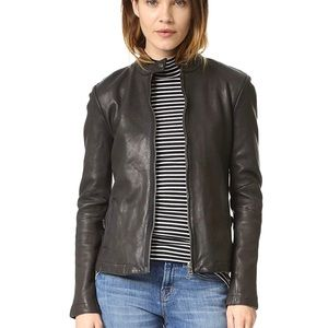 ATM Leather Moto jacket
